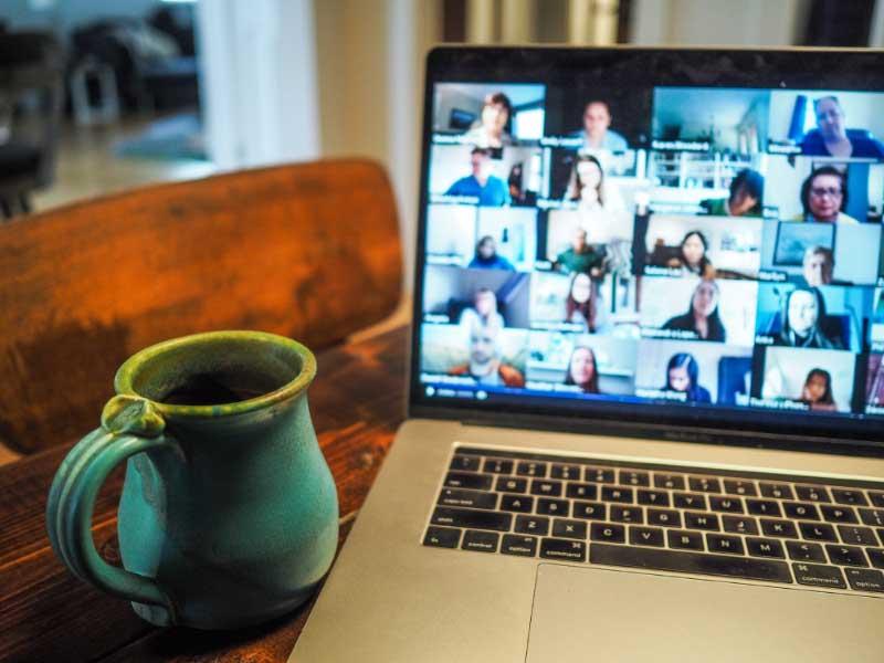 HomeGauge Advisory Council Zoom Meeting